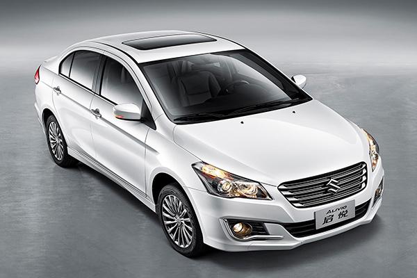 Suzuki привезет в Россию новый седан