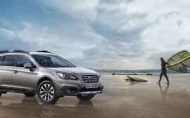 Subaru рассказала о новом Outback для России