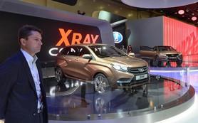«АвтоВАЗ» назвал дату начала выпуска XRay и показал новый логотип