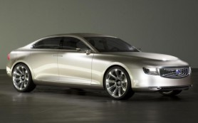 Volvo S90 будет представлен в конце 2015 года