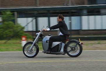 На Кубани стартовало производство электромотоциклов