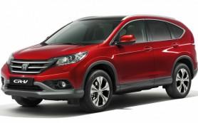 Цена на Honda CR-V в России существенно снизилась