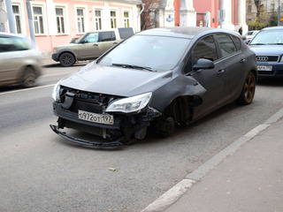 Аварийность на российских дорогах снизилась