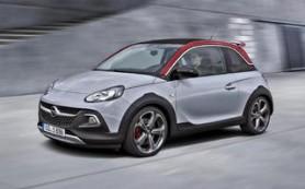 Opel слегка «зарядил» свой небольшой кроссовер Adam Rocks