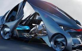 Chevrolet будущего придется заводить глазами