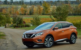 Nissan Murano превратился в гибрид