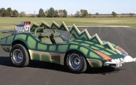 Chevrolet Corvette Франкенштейна продадут на аукционе