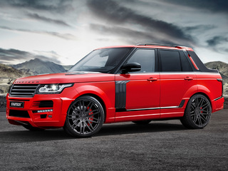 Range Rover превратился в роскошный пикап