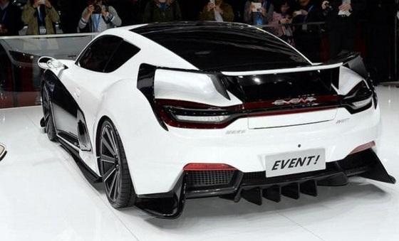 Китайцы создали автомобиль за 113 000 долларов