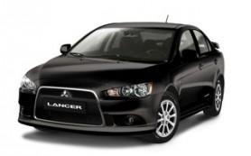 Седан Mitsubishi Lancer обновится на прощание