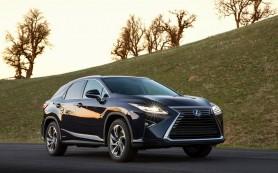 Lexus RX нового поколения представлен официально