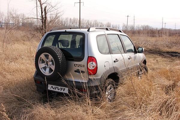 Chevrolet выпустит на рынок самую дорогую версию «Шнивы»