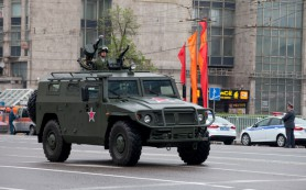 Начались репетиции парада — Москву ждут пробки
