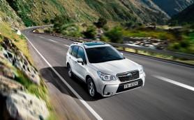 В России начали продавать обновленный Subaru Forester
