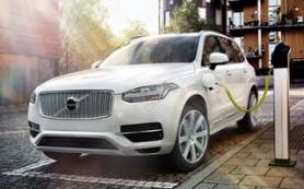 Volvo успела доработать еще не вышедший гибрид XC90