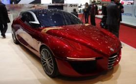 Новый седан Alfa Romeo покажут летом