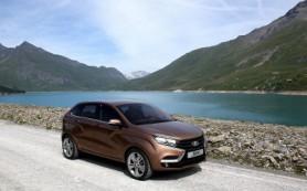 Производство Lada XRAY начнется в декабре