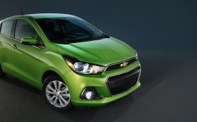 Компания Chevrolet выпустила Spark нового поколения