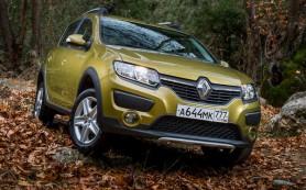 Renault Logan, Sandero и Sandero Stepway неожиданно подешевели
