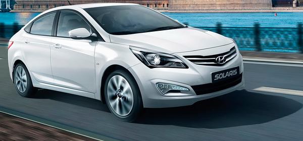Hyundai в 2015 году планирует собрать 228 тысяч автомобилей в России