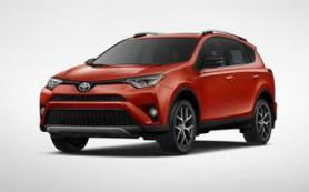Toyota RAV4 вместе с рестайлингом превратилась в гибрид