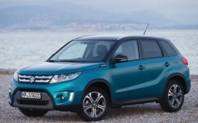 В Европе стартовали продажи нового Suzuki Vitara