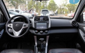 Lifan X60 пережил обновление и получил вариатор