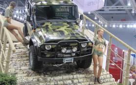 UAZ готовит линейку новых внедорожников