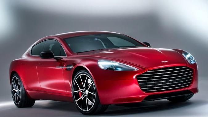 Aston Martin обещает «наказать» Tesla Model S