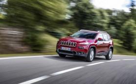 Jeep Cherokee теперь доступен и с дизельным двигателем