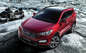 Hyundai Santa Fe подорожал на 100 тысяч рублей