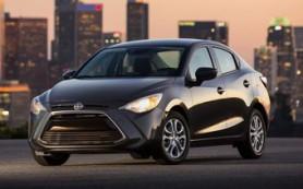 Новый седан Scion iA оказался перелицованной версией Mazda Demio