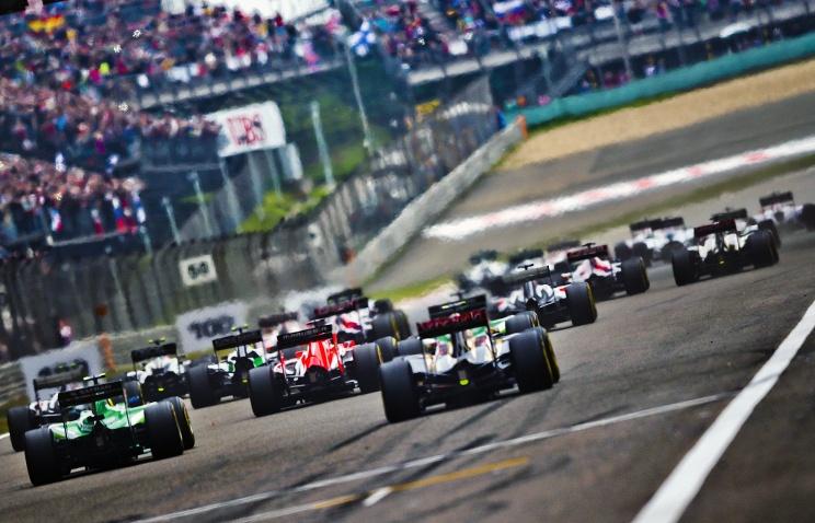 В Китае пройдет третий этап чемпионата мира по автогонкам в классе машин «Формула-1»