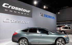 Honda прекратит производство кроссовера Crosstour