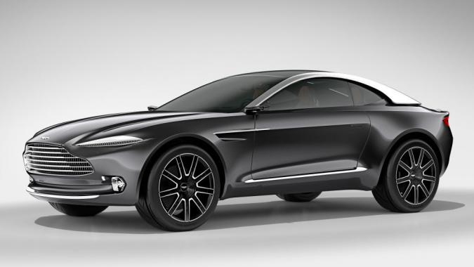 Aston Martin дозрел до кроссовера