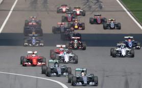 Британский гонщик «Формулы-1» Льюис Хэмилтон выиграл Гран-при Китая