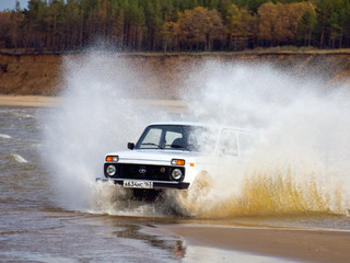 Lada 4×4 обогнала по продажам Renault Duster