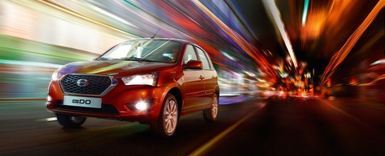Datsun поднял цены на хэтчбек mi-DO на 17 тыс. рублей