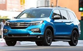 Honda рассказала о новом поколении Pilot