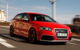 В России начался прием заказов на Audi RS 3 Sportback с 367-сильным мотором