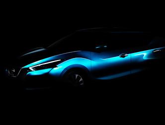 Nissan рассекретил новый седан