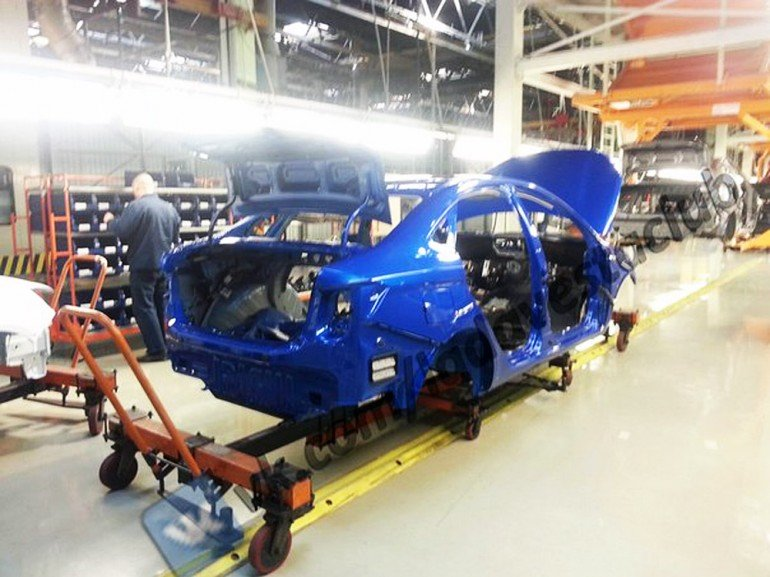 Для Lada Vesta определили новые цвета