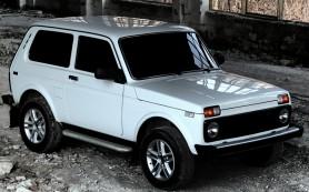 Lada 4×4 может выйти в новых цветах