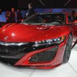 Силовую установку Acura NSX будут охлаждать более десятка радиаторов