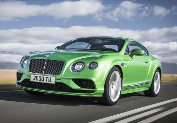 Авторынок России: кризис добрался и до ценителей Bentley