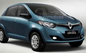 У Renault готов к премьере бюджетный хэтчбек