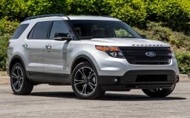 Обновленный Ford Explorer доедет до России осенью