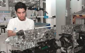 Завод двигателей VW в Калуге официально откроется ближе к концу года