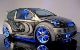В Керчи покажут тюнингованные авто