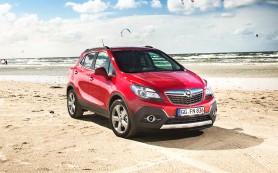 В Белоруссии начали собирать Opel Mokka для России